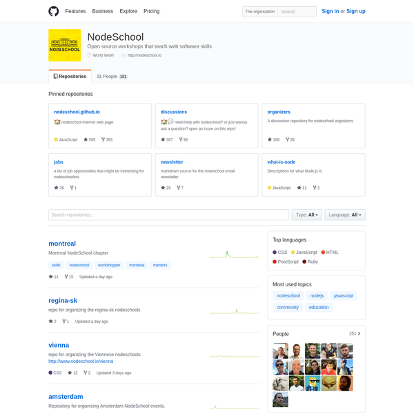 GitHub is where people build software. More than 21 million people use GitHub to discover, fork, and contribute to over 56 million projects.