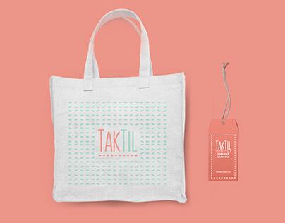 TakTil - Visual Identity