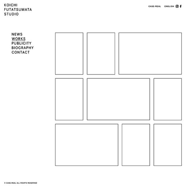 works - koichifutatsumatastudio