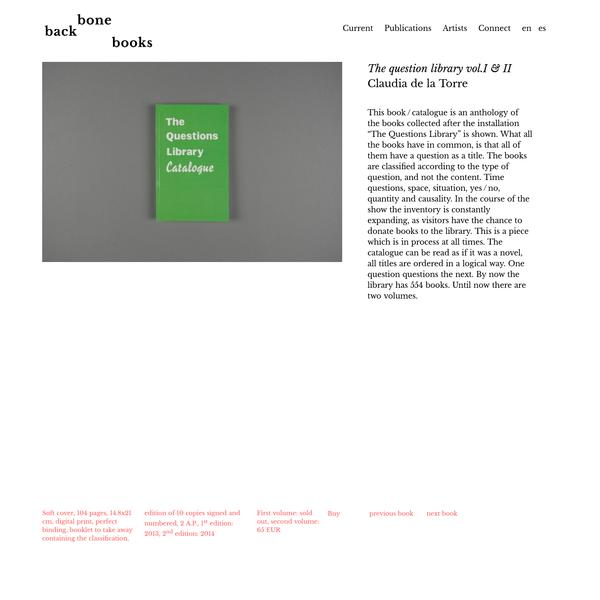 backbonebooks