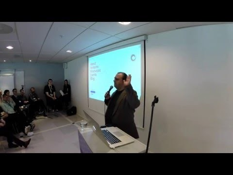 Talk by Vinay Gupta, ConsenSys. Oslo Blockchain Day was a conference at Oslo Science Park on April 19th 2016.