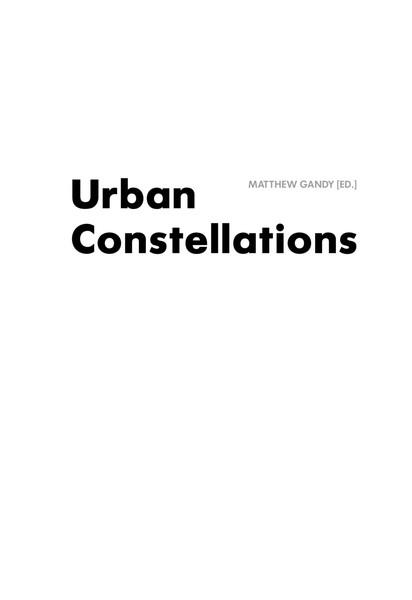 Neil Brenner & Christian Schmid | Planetary Urbanisation (2011)