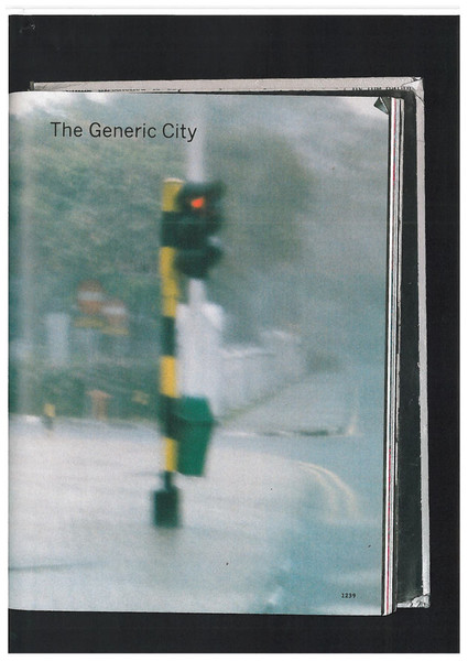 Rem Koolhaas | The Generic City (1995)