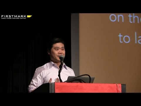 Gary Chou is the founder of Orbital, a home for developing and launching new ideas. He spoke at Design Driven NYC on January 13, 2016 about experiential design projects that emerged from his class on entrepreneurial design. FirstMark Capital is an early stage venture capital firm based in New York City.