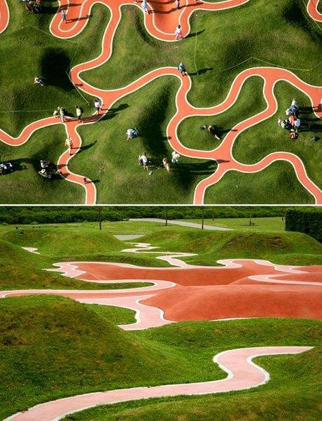 Buga 05 playground, Rainer Schmidt, Munich, Germany