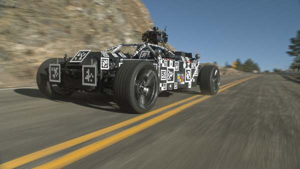 Behind the Scenes: Chevrolet 'The Human Race'