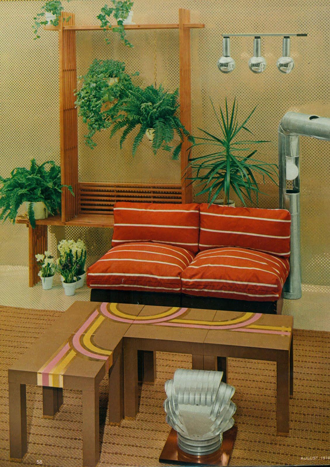 Smells like the 70s 5 retro interior design