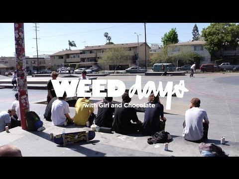 We blazed up to bring you this 4/20 friendly Weak Days.. Main Blaze Bros: Simon Bannerot Yonnie Cruz Tyler Pacheco Vincent Alvarez Mike Carroll Elijah Berle Niels Bennett Jeron Wilson Jerry Hsu Brandon Biebel Justin Eldridge Guest Blaze Bros: Evan Berle Jon Sciano Hakeem Ducksworth Filmed By: Rye Beres John Marello Edited By: Rye Beres Click Here to Subscribe for More Crailtap!