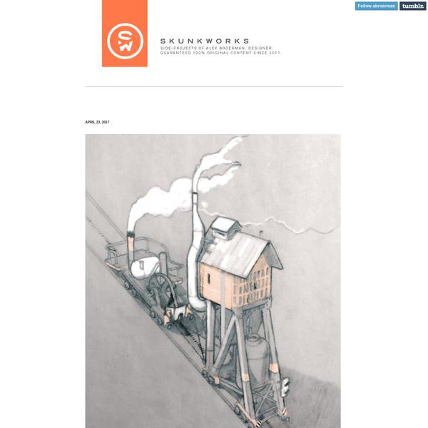 Side-projects of Alex Broerman, Designer. Guaranteed 100% Original Content since 2011.