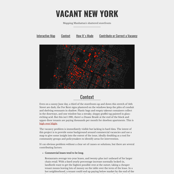 VACANT NEW YORK